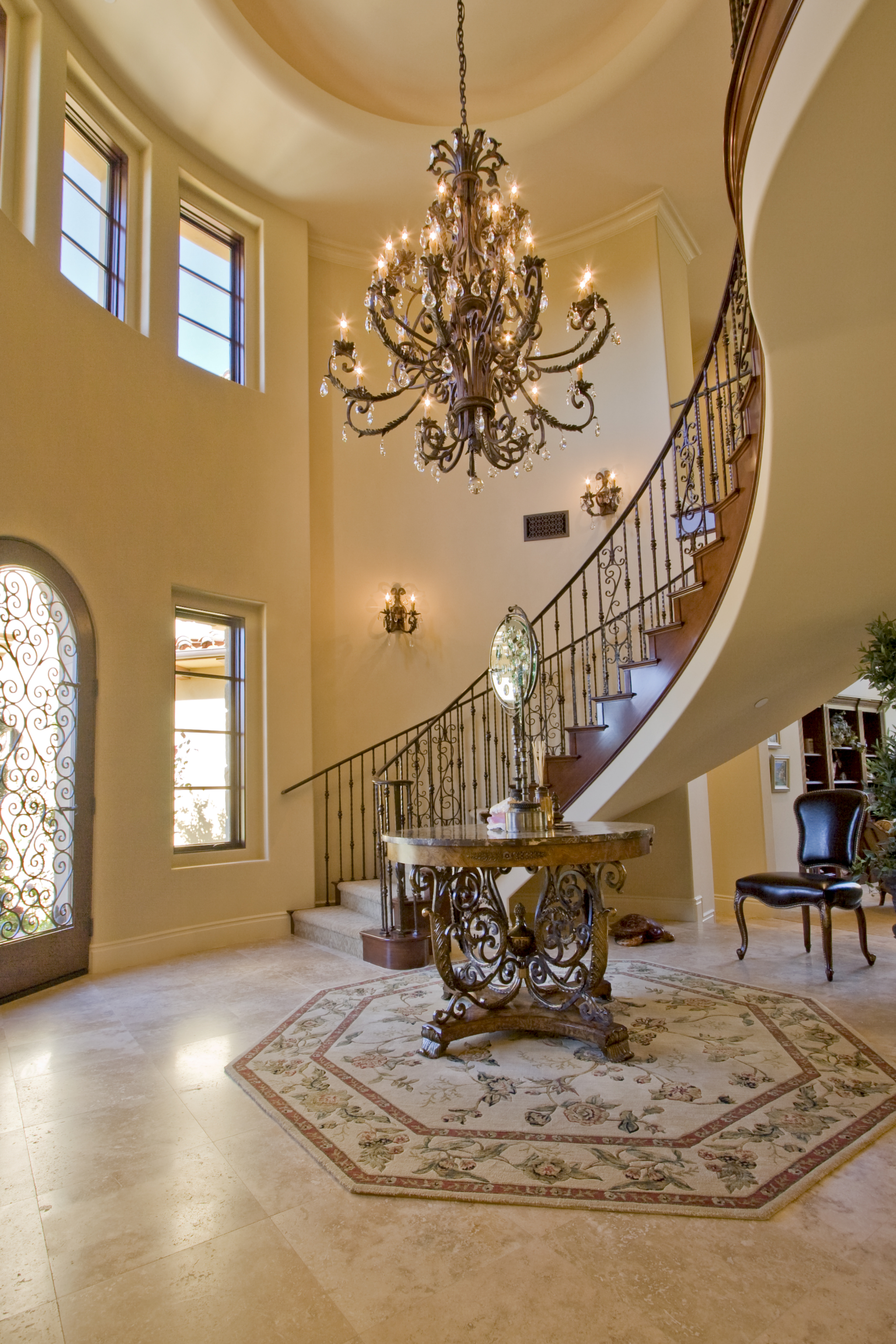 Tuscan Villa Arc Design Grouparc Design Group